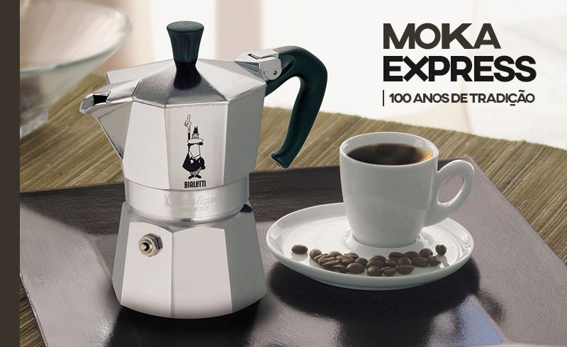Cafeteira Mokka